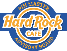 Hard rock cafe pin master advisory board