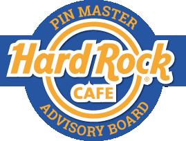 Hard rock cafe pin master advisory board
