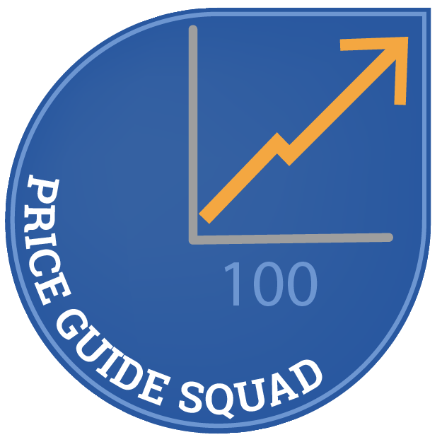 Price guide squad 100