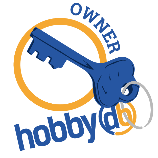 Hobbydb owner badge