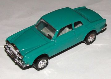 Rolls-Royce Silver Shadow Coupe | Model Cars