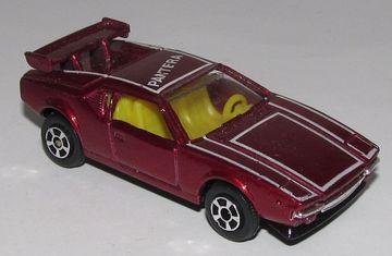 De Tomaso Pantera | Model Cars