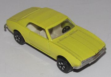 Chevrolet Camaro SS | Model Cars