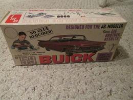 1959 Buick Invicta | Model Car Kits | Designed for the Jr. Modeler... gives Big Brother Results