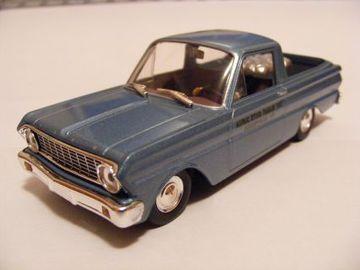 Ford '62' Falcon Ranchero Pickup | Model Trucks