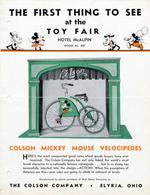 The First Thing To See At The Toy Fair | Print Ads