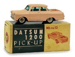 Cherryca phenix datsun 1200  model cars a1b9c9c0 113c 4052 b79e ad48103081ae medium