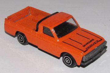 Mazda Pick-Up | Model Cars