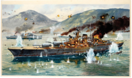 Battleship tirpitz drawings and paintings 552a9988 fa0b 4203 982f 1605bb295533 medium