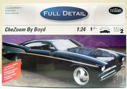 Chezoom | Model Car Kits