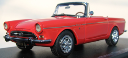 1964 Sunbeam Tiger Mark I  | Model Cars