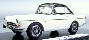 1965 Sunbeam Tiger Mark I RHD | Model Cars