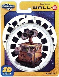 Disney Pixar Wall-E 3-D View-Master Reels | View-Master Reels