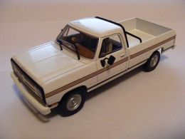 Dodge Ram 100 Series 1 Slab-Side Pickup 1989 | Model Trucks
