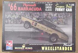 '66 Plymouth Barracuda | Model Racing Car Kits