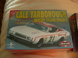 Cale Yarborough Mecury Cyclone Spoiler II | Model Racing Car Kits