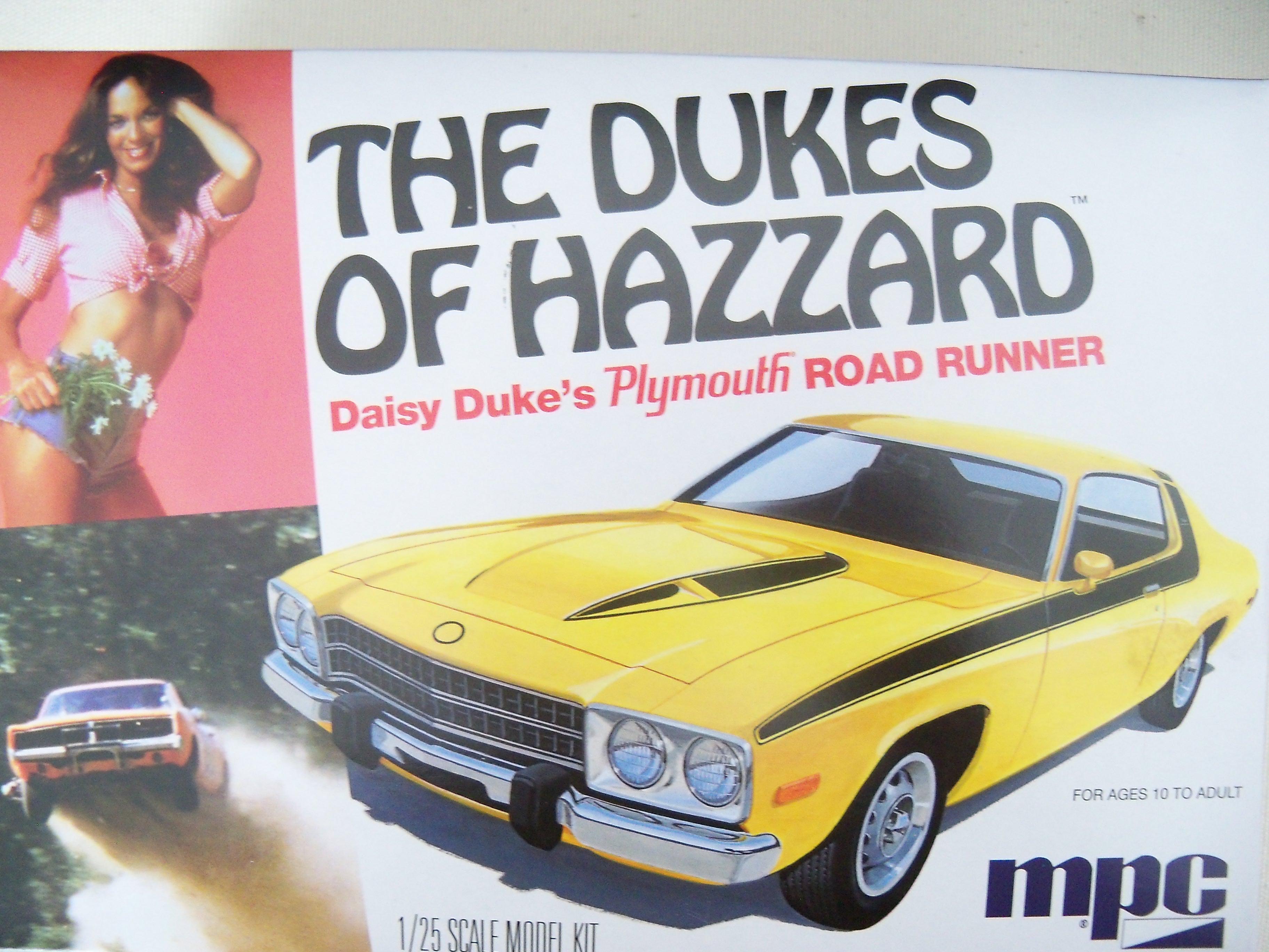 Original Dukes of Hazzard The Dukes of Hazzard Daisy