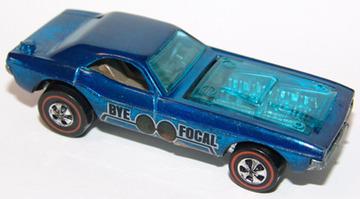 Bye Focal | Model Cars