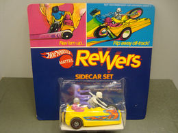 Revvers Side Car | Model Trailers & Caravans | Revvers Boneshaker Side Car Unpunched Blister Pack Rrrumblers