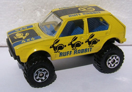 Matchbox superfast vw golf ruff rabbit model cars 1b037020 3e91 4870 950c edbb8bc0492f medium