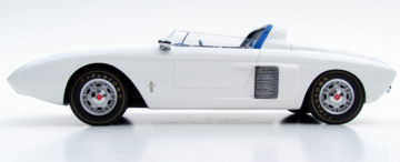1962 Ford Mustang I Concept  | Model Cars
