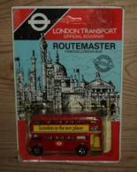 London Transport Official Souvenir - Routemaster Famous London Bus   Model Buses