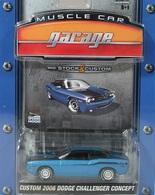 Greenlight collectibles muscle car garage custom 2006 dodge challenger concept model cars 4c6edcab 2397 47f9 88a3 9929ba604844 medium