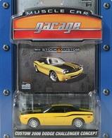 Greenlight collectibles muscle car garage custom 2006 dodge challenger concept model cars 7e10c0e0 9f87 4067 b765 4eb55f05d705 medium