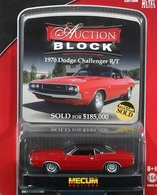 Greenlight collectibles auction block 1970 dodge challenger r%252ft model cars 451171cc b69f 45dc a90a 267174e8b221 medium