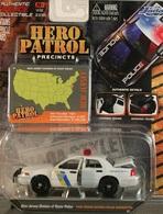 Jada hero patrol ford crown victoria police interceptor model cars db045b8e 2a66 4786 b7cd 6f0effa245a2 medium