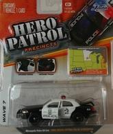 Jada hero patrol ford crown victoria police interceptor model cars a9d4e14d 9443 4ddd 9a7e 190a558f4521 medium