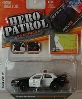Jada hero patrol ford crown victoria police interceptor model cars 53d4778d 437e 4173 b08a 3575bdb59ffd medium