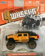Jada bigtime 4wheelin 2006 hummer h1 model cars 0311978a 88e0 4a94 984d 7e382adb58aa medium