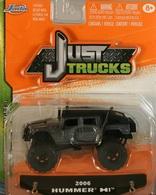 Jada just trucks 2006 hummer h1 model cars 56720a7b 1d3e 4439 bb67 107b1b467b3b medium