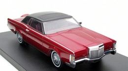 1971 Lincoln  Continental Mark  III | Model Cars