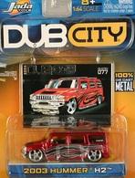 Jada dub city 2003 hummer h2 model cars d32ed9c8 7a19 4f0c aed3 3b50b0161422 medium