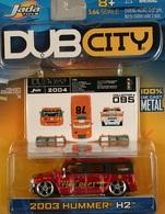 Jada dub city 2003 hummer h2 model cars b5d6d063 d082 4536 8be6 3b8fb71d9201 medium