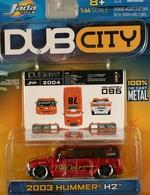 Jada dub city 2003 hummer h2 model cars 54505ca9 07ed 43c5 9f40 245638e869f7 medium