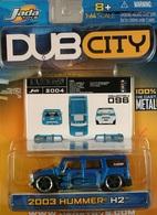 Jada dub city 2003 hummer h2 model cars b0ea6fc5 0213 40dc 9239 5d78c3d24671 medium