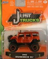 Jada just trucks 2003 hummer h2 model cars 416b4332 b4f2 46b5 a06a 783353554ebe medium