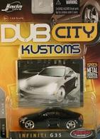 Jada dub city kustoms infiniti g35 model cars 414733aa 456c 490b afb9 764afed61c6c medium