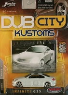 Jada dub city kustoms infiniti g35 model cars c242e0a2 e682 4c7f a2c8 7deeb7688a6e medium