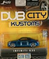 Jada dub city kustoms infiniti g35 model cars 51ebfad6 d216 411b 841f b5eeb6977f3a medium