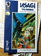 Usagi Yojimbo Color Special, The Artist | Comics & Graphic Novels