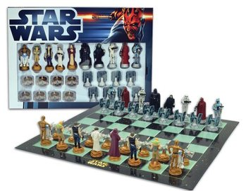Star Wars Chess Set | Chess Sets and Boards