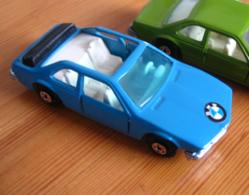 BMW 633 CSi E24 Cabrio   Model Cars