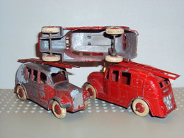 Streamlined Fire Engine   Model Trucks   1936 - 25H Streamlined Fire Engine - no chassis