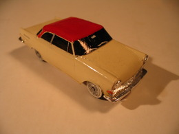 OPEL REKORD P2 COUPE '62   Model Cars