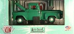 1958 GMC Fleet Option Truck   Model Trucks