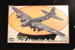 B-17E Memphis Belle | Model Aircraft Kits